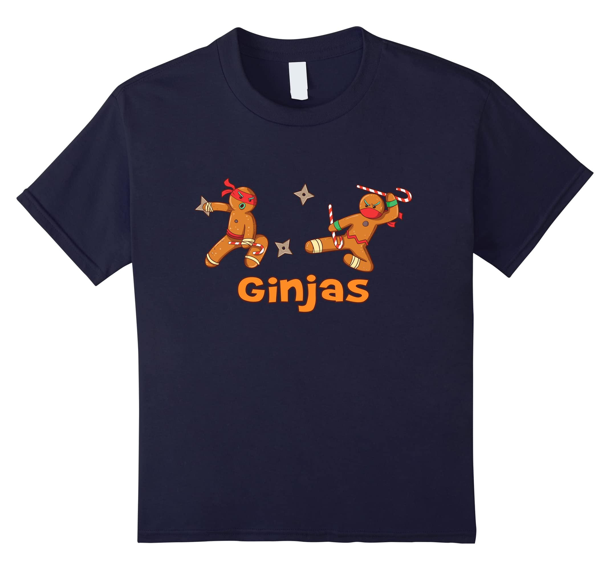 Ginjas Kids T shirt Mens Womens-Xalozy