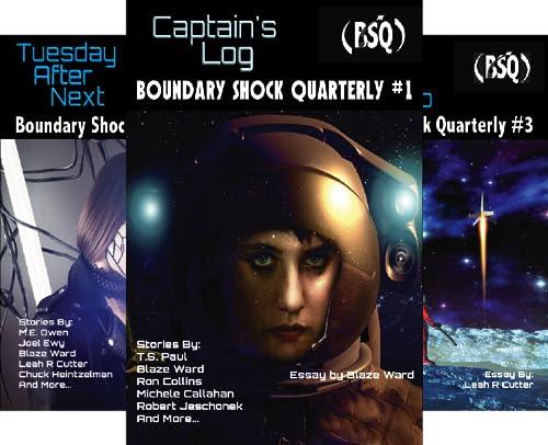 Boundary Shock Quarterly (12 Book Series)