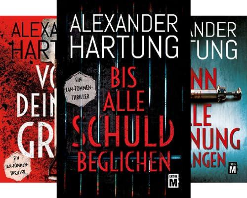 Ein Jan-Tommen-Thriller (Reihe in 8 Bänden)