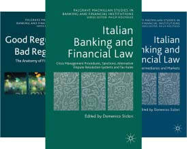 Palgrave Macmillan Studies in Banking and Financial Institutions (51-100) (50 Book Series)