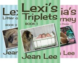 Lexi's Triplets (3 Book Series)