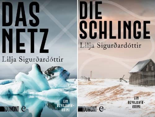 Die Island-Trilogie (Reihe in 2 Bänden)