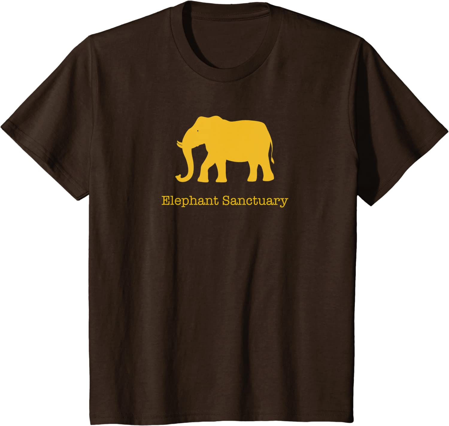 Original Tiger is Greater Than Elephant Gameday T-Shirt