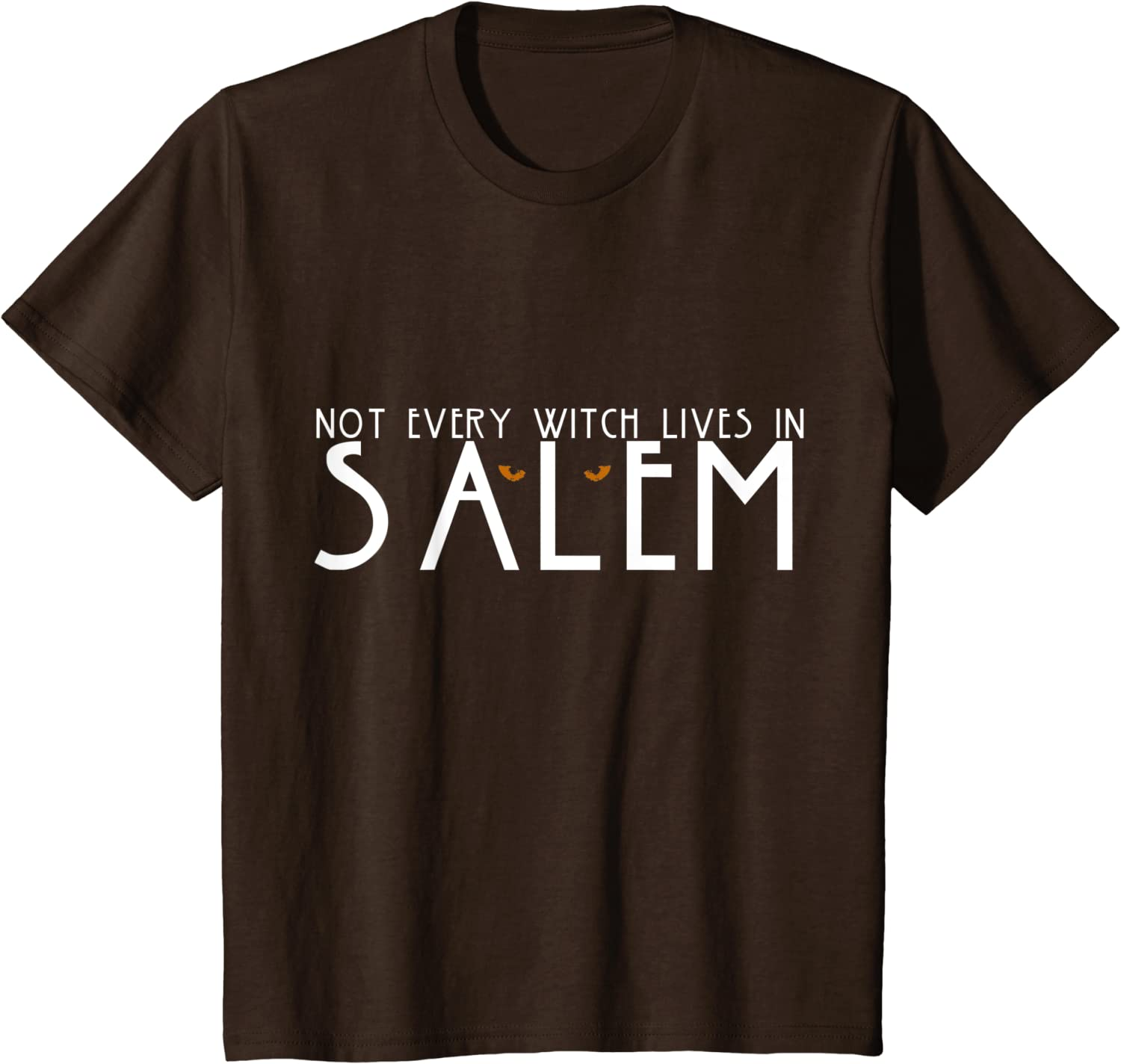 Not Every Witch Lives In Salem Shirt Clothing Amazon Com