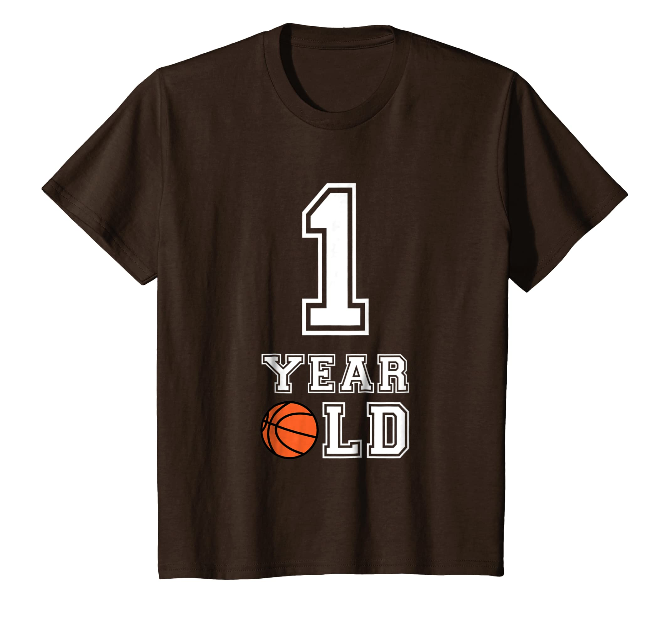 1st Birthday Shirt Boy.Amazon Com Kids 1 Year Old Basketball Birthday Shirt Boys