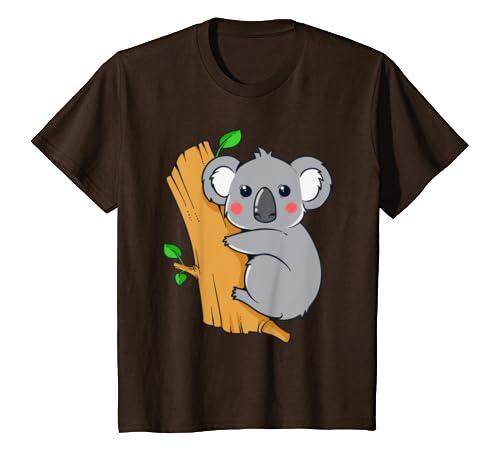 4dfd26a12 Amazon.com: Kids Cute Koala Bear T Shirt for Children | Kids Koala Bear  Shirt: Clothing