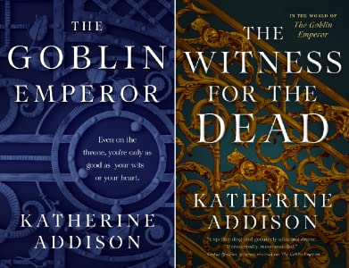 The Witness for the Dead by Katherine Addison science fiction and fantasy book and audiobook reviews