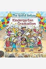 The Night Before Kindergarten Graduation Kindle Edition
