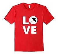 Manta Ray Tee Manta Ray Mama Manta Ray Dad Ocean Animal Gift Premium T-shirt Red