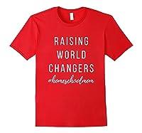 World Changer Shirts Red