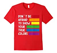 Queer Same Love Lgbtq Lgbt Funny Pride Parade Rainbow Shirt Red
