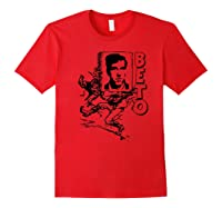 Beto O\\\'rourke On Cover Of Book Carried By The Scarecrow Shirts Red