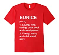 Definition Name Loving Kind Shirts Red