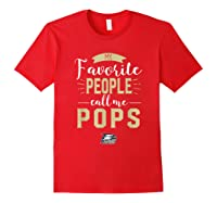 Georgia Southern Eagles They Call Me Pops Apparel Shirts Red