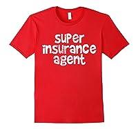 Insurance Shirts Red
