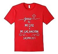 Camisetas Con Sajes Cristianos - Playeras Cristianas Shirts Red
