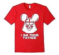 Fa Funny Sci Fi Movie Parody Shirts Red