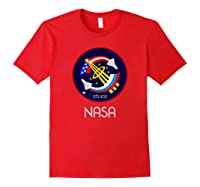 Approved Nasa Shirts Red