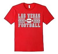 Las Vegas Football Hometown Pride Sunday Fandom Gear Shirts Red
