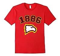Winthrop 1886 University Apparel Shirts Red