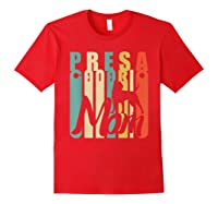 Presa Canario Mom Shirts Red