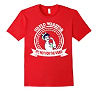 Non Alcoholic Fatty Liver Warrior Gift For Nafld Awareness Shirts Red