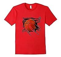 Basketball Vintage , , , Shirts Red