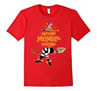 This Is My Awesome Mumsie Costume - Grandma Gift T-shirt Red