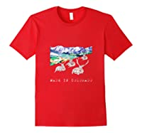 Made In Colorado Shirts Red
