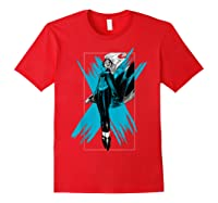 Marvel X- Storm Color Pop Box Graphic T-shirt Red