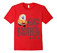 Netflix Go! Go! Cory Carson Big Brother T-shirt Red