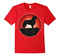 Bernese Mountain Dog Gifts Shirt For & T-shirt Red