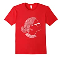 Notorious Rbg Ruth Bader Ginsburg Quotes Feminist Gift Shirts Red