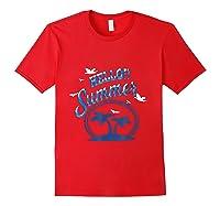 Maglietta Hello Summer Shirts Red