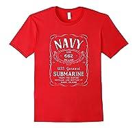 Gurnard Ssn 662 Sub Shirts Red