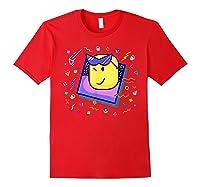 Radblox T-shirt Red