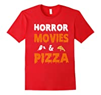 Happy Halloween Halloween Party Shirts Red