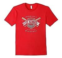 Lake Of The Ozarks Missouri Shirt, Fishing Boat Camping Gift Red