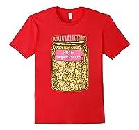 Antidepressant Cat Tshirt Kitty Happy Pills Cute Red