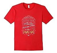 Camiseta De Mujer Para Mamas T-shirt Para Dia De Las Madres Red