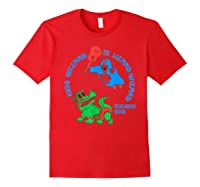 King Gizzard And The Lizard Wizard Shirts Red