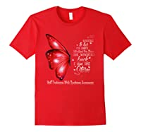 Am The Storm Wolff Parkinson Syndrome Butterfly Shirts Red