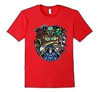 Terraria Boss Rush Hardmode Edition Shirts Red