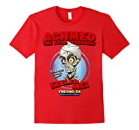 Achmed The Dead Terrorist Fresno, Ca Shirts Red