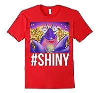Disney Moana #shiny Tamatoa Portrait T-shirt Red