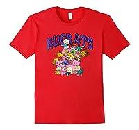Rugrats Nick Rewind T-shirt Red