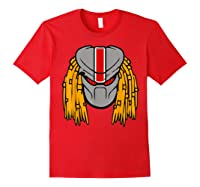 The State Of Ohio Loves The Predator Shirts Red