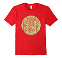 Fuck The Colorblind Shirts Red