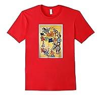 Dumbo Classic Shirts Red