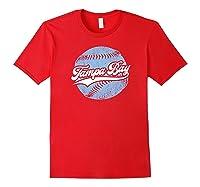 Tampa Bay Baseball Vintage Florida Ray Retro Gift Shirts Red
